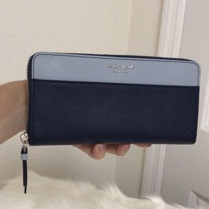 💃Kate Spade cameron large continental wallet